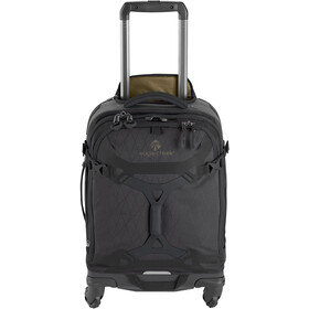 Eagle Creek Gear Warrior Duffel Bag con Ruedas International Carry On 37l, jet black